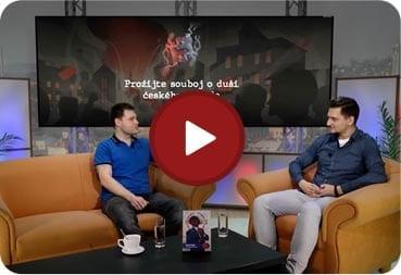 Videorozhovor s Jakubem Trpišem